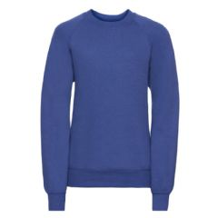 BOWER BUSY BEES PLAYGROUP & PRE SCHOOL ROYAL BLUE SWEATSHIRT WITH LOGO